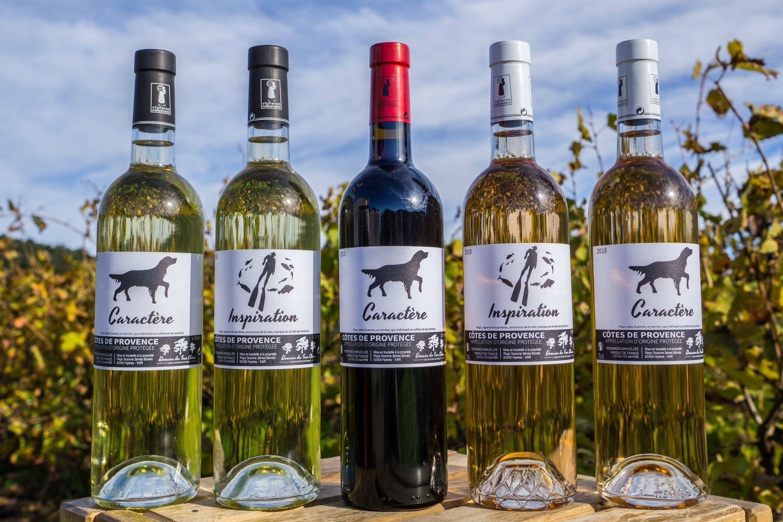 Vous pouvez commander notre vin en ligne